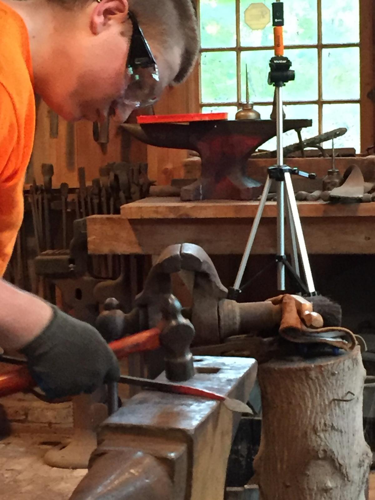 Blacksmith Spotlight: CharlesAnderson